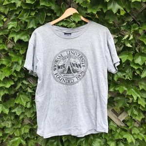 Vintage Wigwam University Single Stitch T-shirt